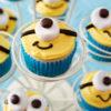 Bánh Cupcake Minion siêu ngố dành tặng sinh nhật các bé