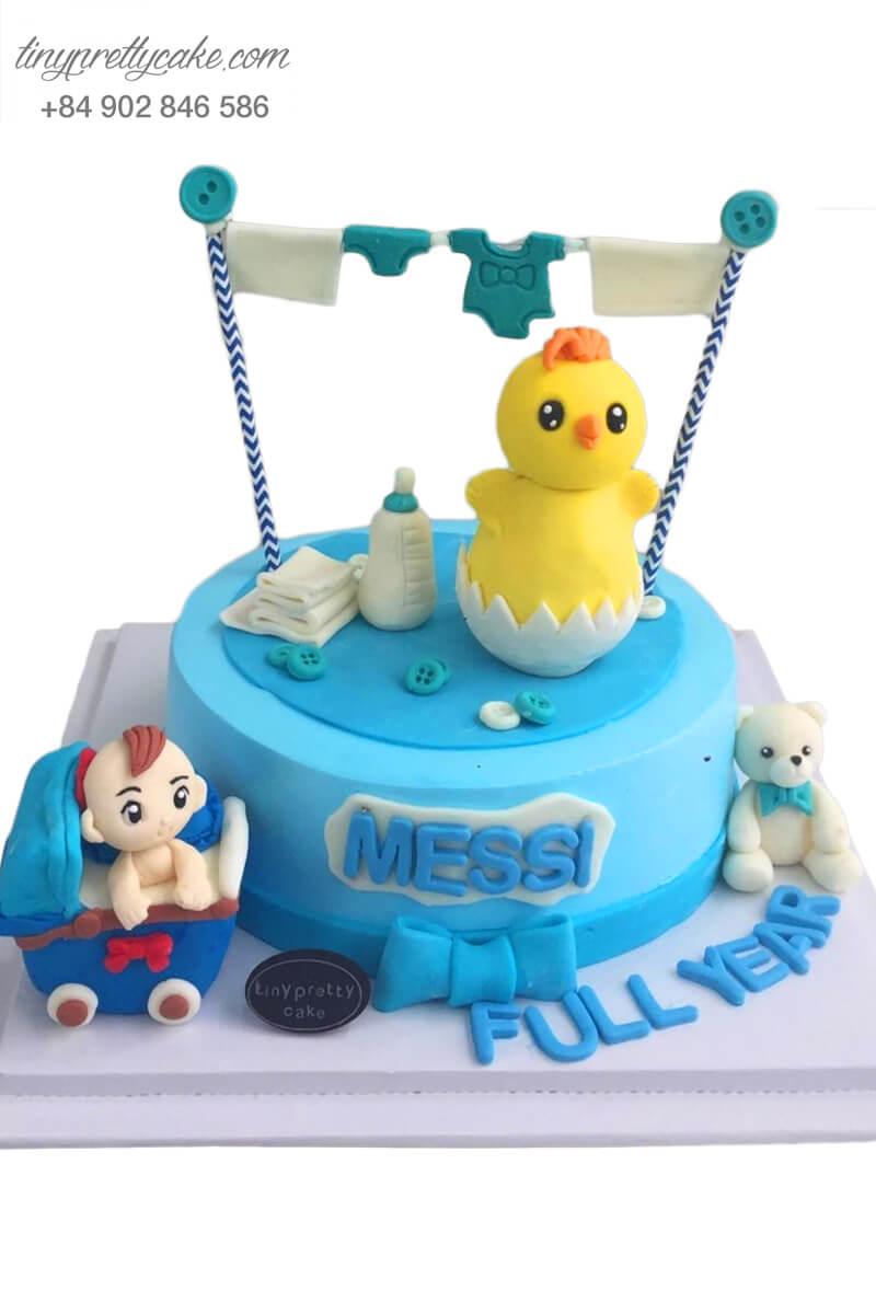 bánh sinh nhật tuổi gà