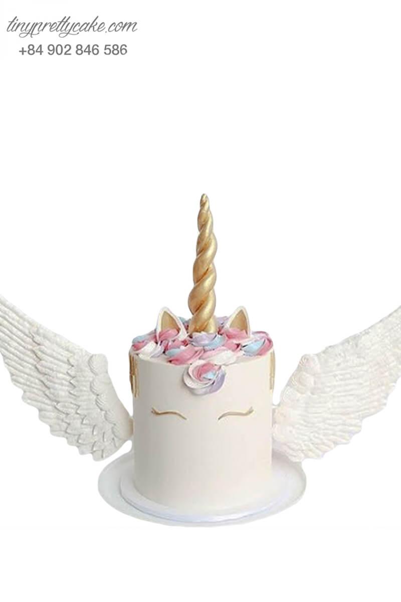 bánh kem Unicorn thiên thần