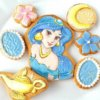 Bánh cookie công chúa Jasmine
