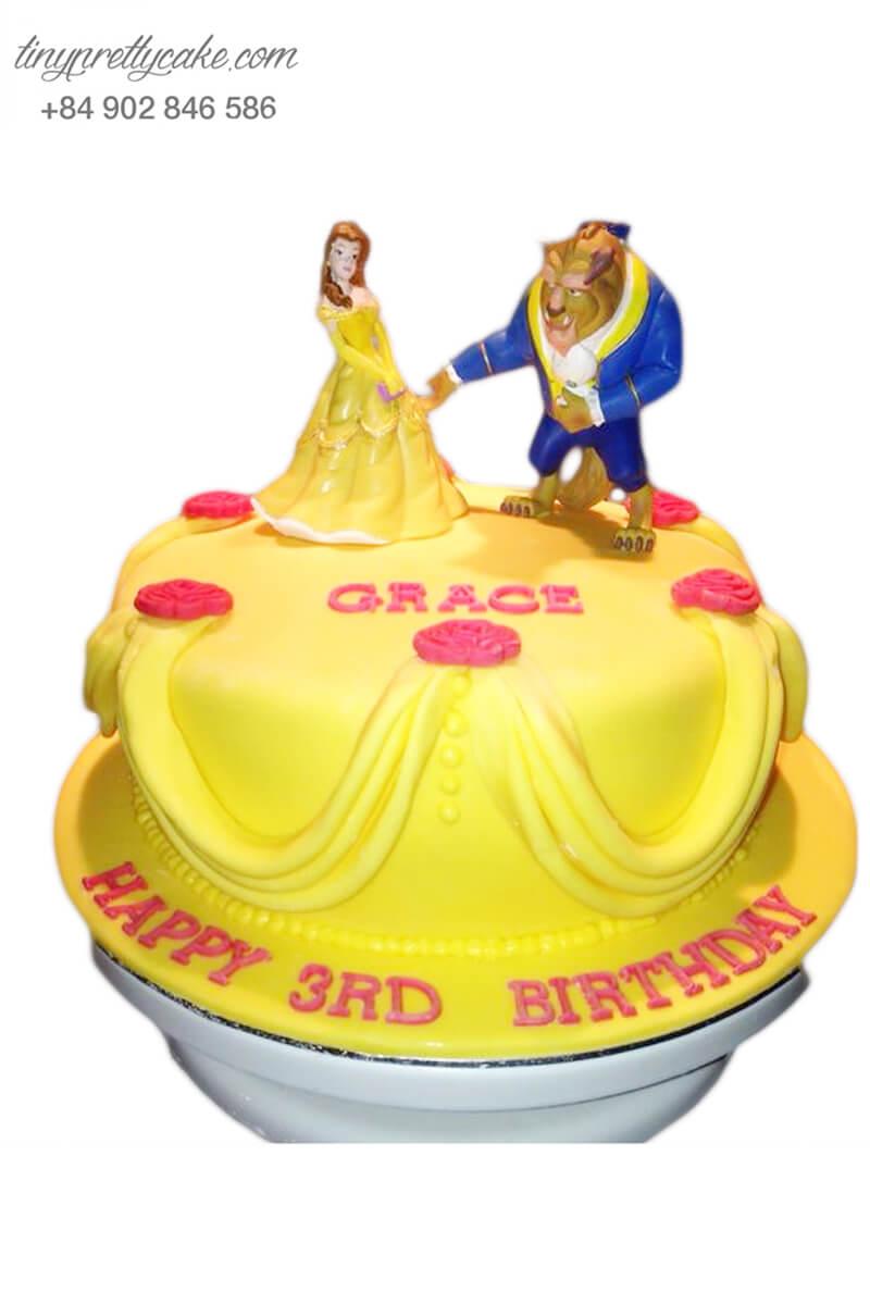 bánh sinh nhật chủ đề Disney