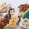 Bánh cookie người đẹp và quái vật