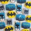 Bánh cookie batman cho bé trai