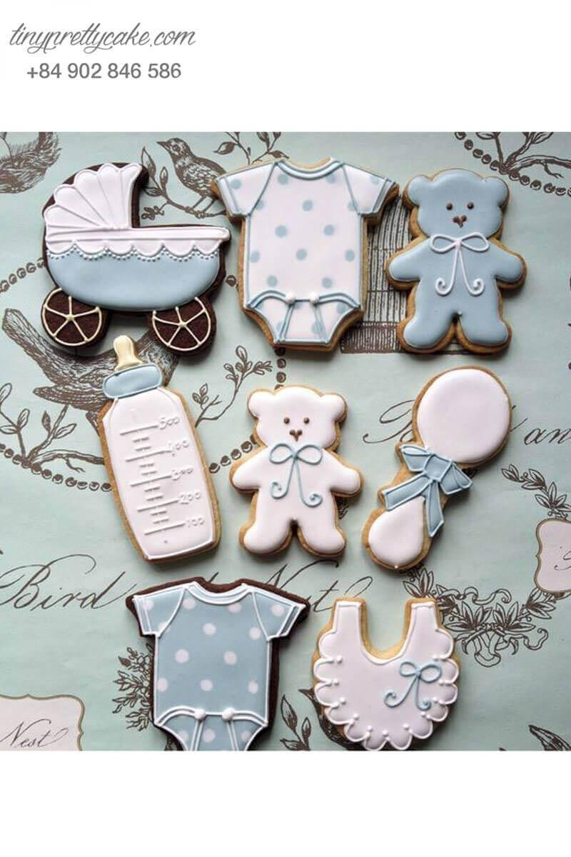 bánh cookie cậu bé hoàng tử