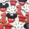 bánh cookie Mickey Disney