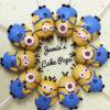 cake pop tạo hình Minion siêu đáng yêu