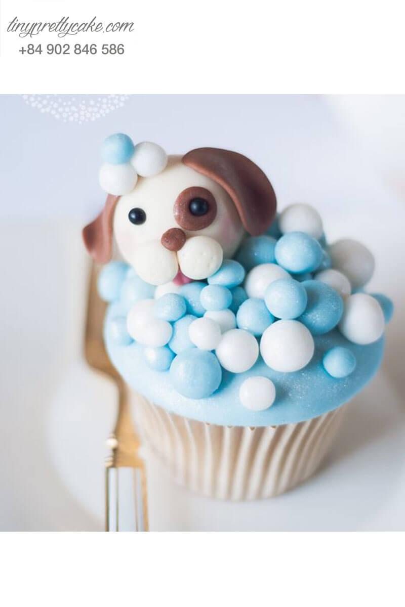 Set bánh cupcake sinh nhật