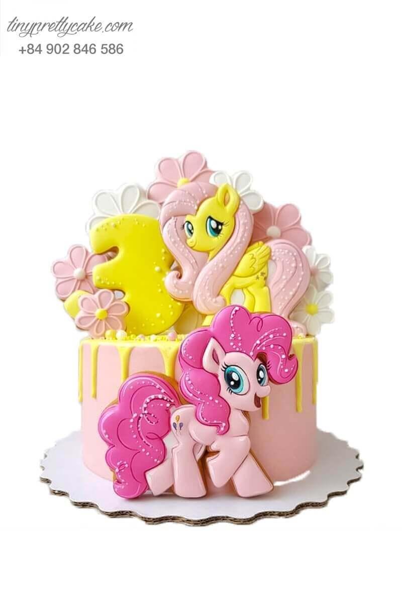 bánh sinh nhật Unicorn điệu đà