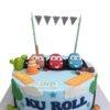 Bánh sinh nhật xe mc queen