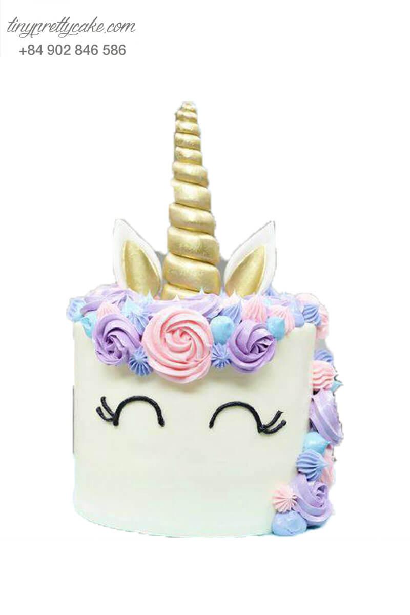 bánh kem Unicorn độc đáo