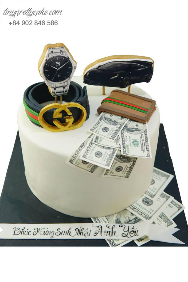bánh sinh nhật cho bạn trai