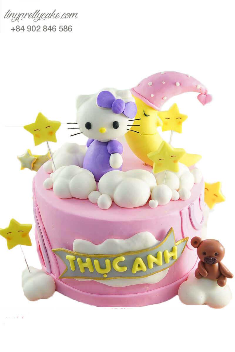 bánh sinh nhật Hello Kitty