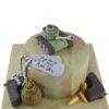 bánh sinh nhật xe tăng