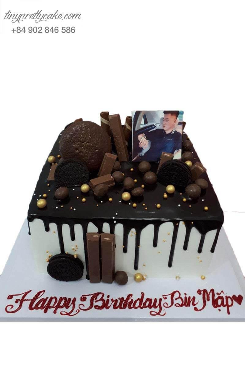 bánh sinh nhật chocolate