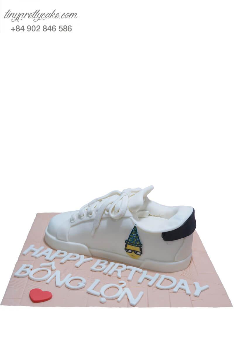 bánh sinh nhật hình chiếc giày