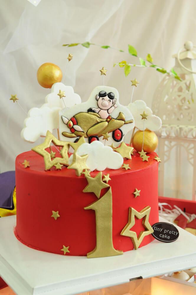 Bánh sinh nhật tuổi heo