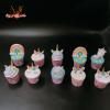 10 bánh cupcake unicorn cho bé