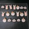 18 bánh macaron thú cho bé