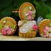 Floral Mooncake - Bánh trung thu sắc hoa
