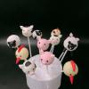 12 bánh cakepop như mẫu thú