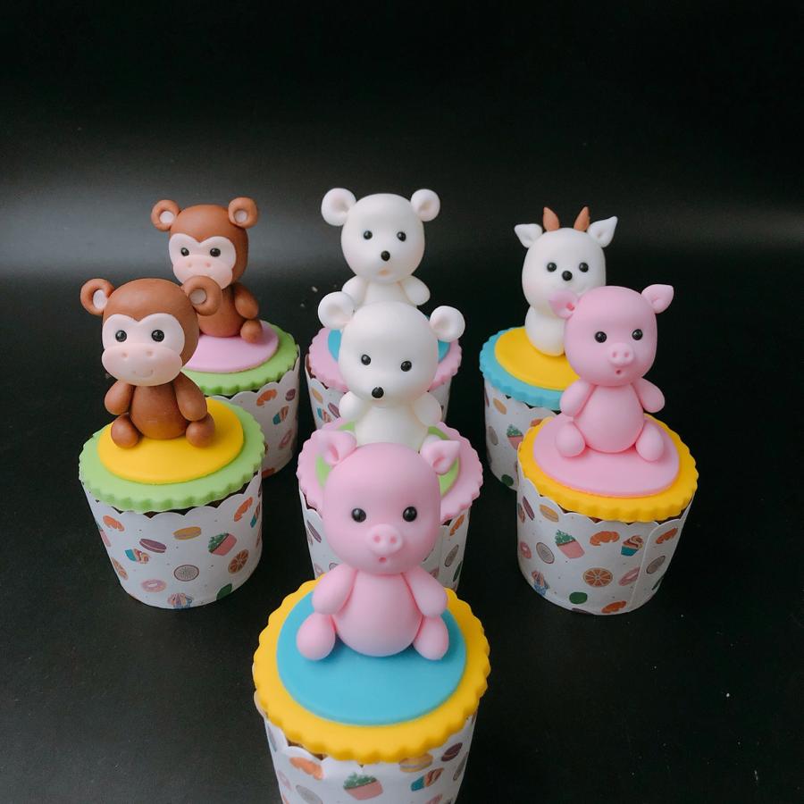 7 cupcake size lớn