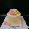 Bánh hoa kem bơ đơn giản