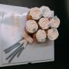 Set 7 bánh cupcake cho nữ size lớn