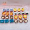25 cupcake chủ đề thú