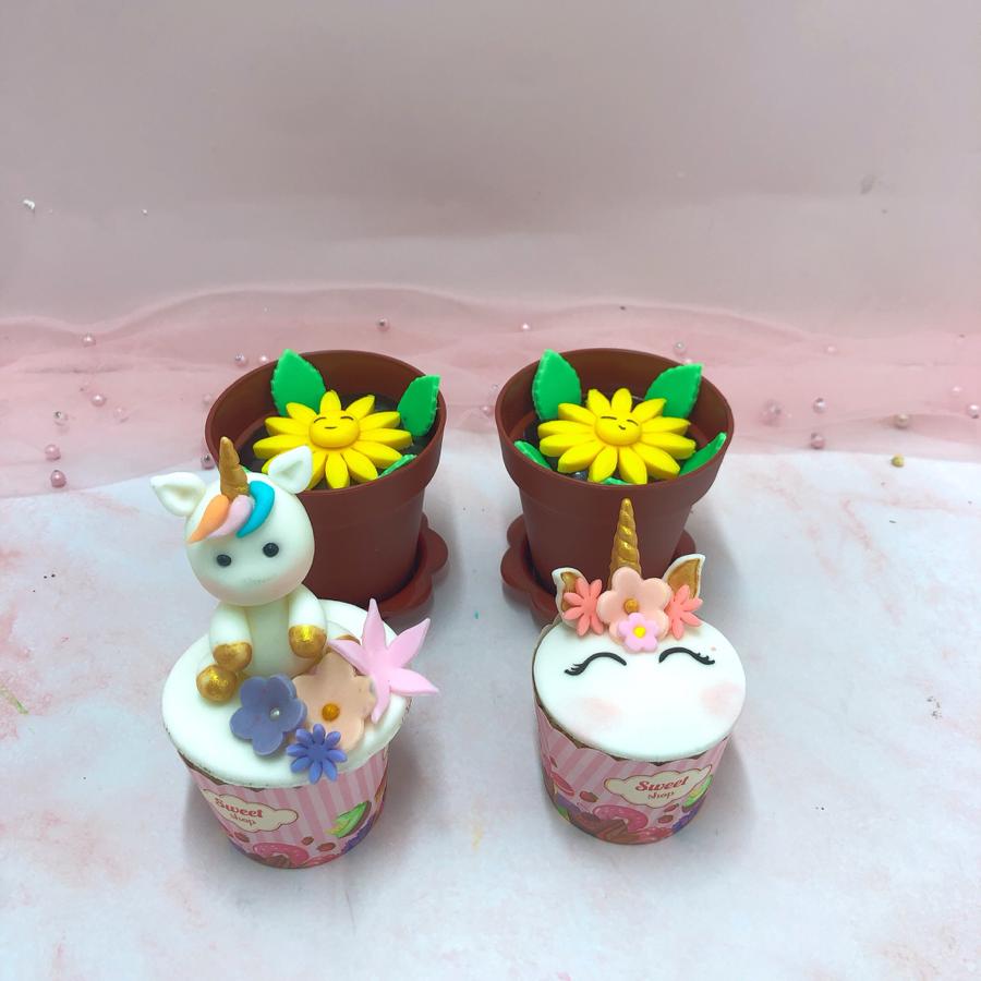 4 cupcake size nhỏ