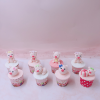 Bánh cupcake chủ đề heo