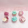 Cupcake hoa đơn giản size nhỏ