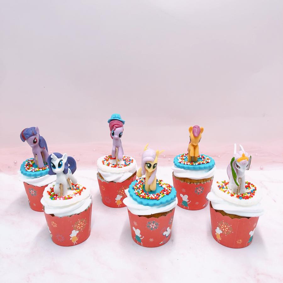 Cupcake pony size nhỏ