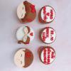 Cupcake tạo hình kỉ niệm
