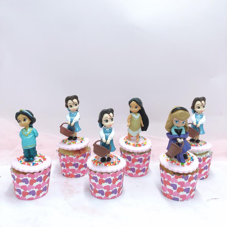 cupcake công chúa size nhỏ
