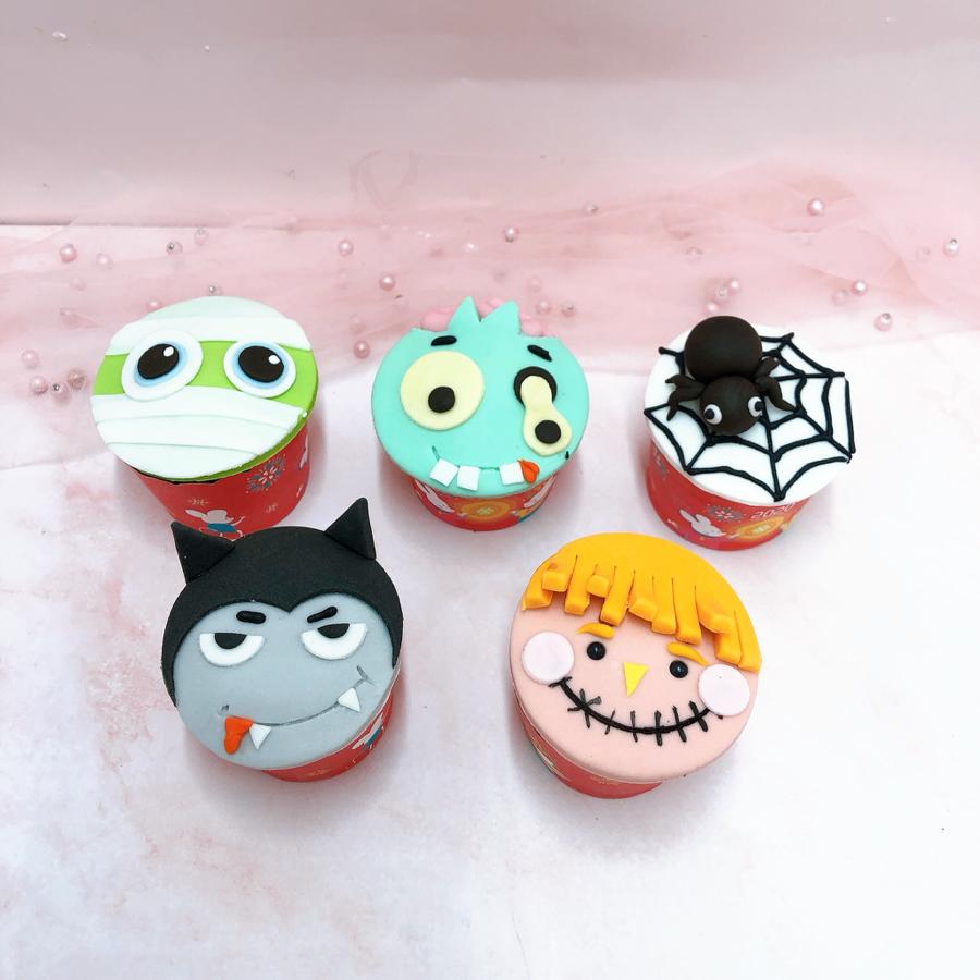 cupcake haloween