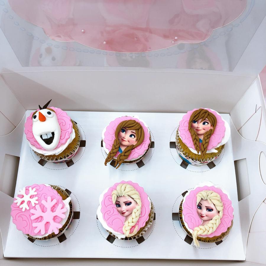 cupcake elsa