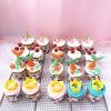 Cupcake tạo hình dễ thương