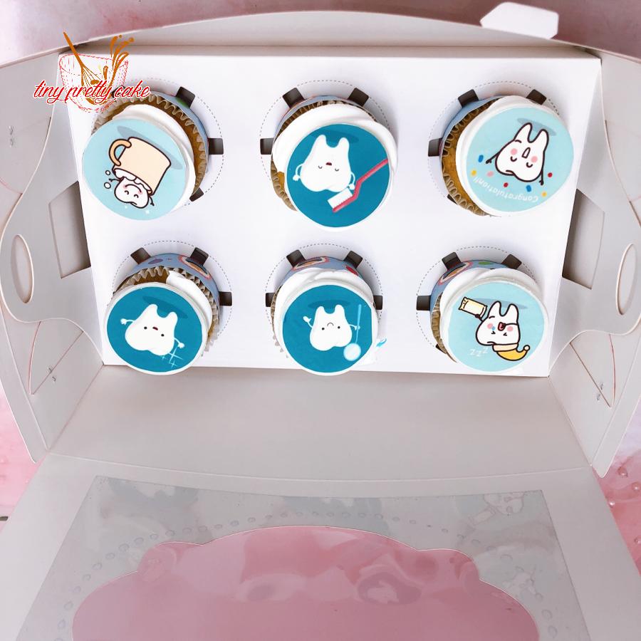 Cupcake in hình