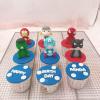 Cupcake siêu nhân cho bé trai
