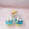 3 bánh cupcake szie nhỏ