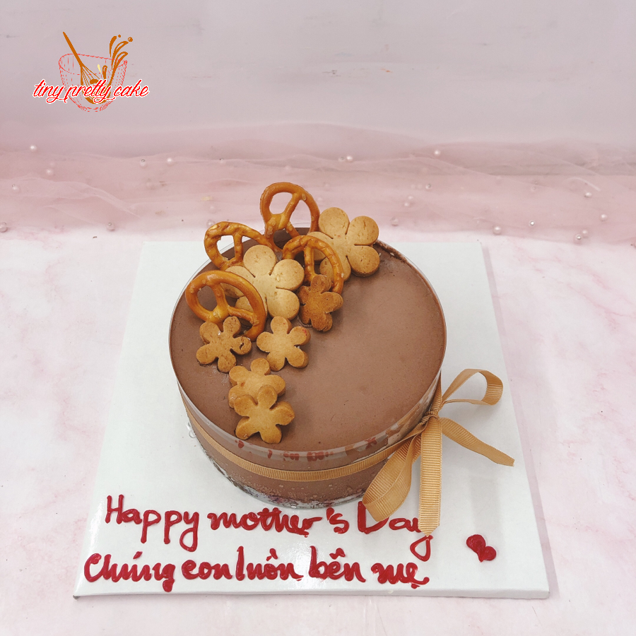 Bánh mousse chocolate